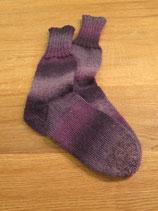 """Socken """"Lila"""", Grösse 40-41"""