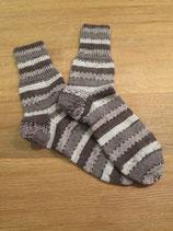"""Socken """"braun"""", Grösse 40-41"""