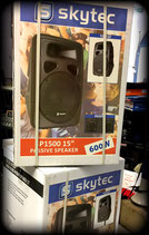SKYTEC SP1500 la paire