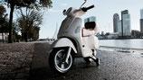 Vespa elektrische kinderscooter Peg Perego