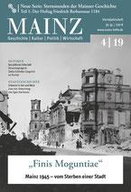 Mainz-Vierteljahreshefte 2019/4