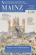 Mainz-Vierteljahreshefte 2020/2