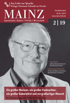 Mainz-Vierteljahreshefte 2019 / 2