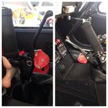 Parkbremshebel C42 für hydr. Magura-Bremsanlage