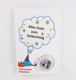 """Geburtstagskarte - """"Alles Gute zum Geburtstag"""""""