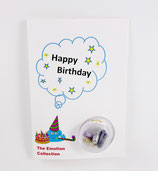 "Birthdaycard - ""Happy Birthday"""