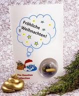 """Weihnachtskarte - """"Fröhliche Weihnachten"""""""