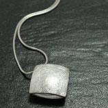 Silver Square Pendant