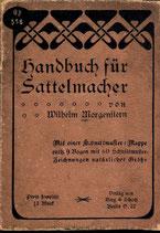Handbuch für Sattelmacher