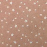 BW Sterne weiß auf rosa