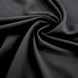 Viskose - uni schwarz