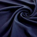 Viskose - uni dunkel blau
