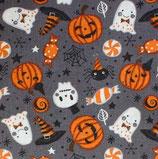 BW Halloween buntes treiben