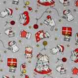 BW weihnachtskatzen