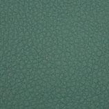 Grünblaues kunstleder