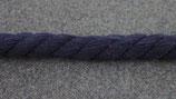 Gedrehte Kordel 10mm dunkel-blau