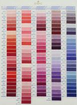 DMC Sticktwist Farben 742-943