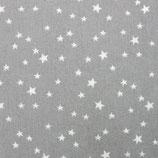 BW Sterne weiß auf hellgrau