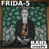 Motivplatte Frida-5
