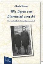 Romme, Amalia: Wie Spreu vom Sturmwind verweht