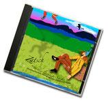 """""""ZATSCH UND DIE LÖCHRIGE SOCKE"""", CD"""