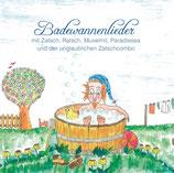 """""""Badewannenlieder"""" mit Zatsch und seinen Freunden, CD"""