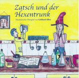 """CD """"Zatsch und der Hexentrunk"""""""