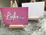 Midi-Kärtle - Liebe tu go