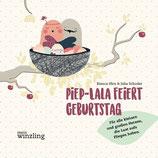 """Vorlesbuch """"Piep-Lala feiert Geburtstag"""