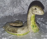 Kleine süsse Schlange Green Fredy