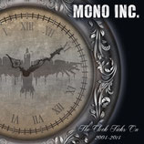 MONO INC. - The Clock Ticks On 2004-2014 + Alive & Acoustic - Doppel-CD / Dark Rock / Alternative
