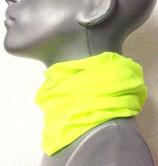 Multifunktionstuch neon-gelb