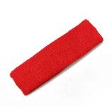 Stirnband rot