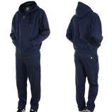 Hoodboyz Jogginganzug Suit Sportanzug Herren navy