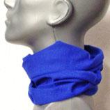 Multifunktionstuch königsblau