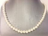 Perlenkette Halskette für Damen