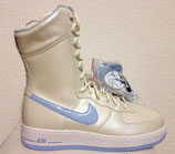 NIKE AIR FORCE 1 ONE STIEFEL DAMEN SELTEN DAMENSTIEFEL 6 INCH