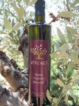 0,75 Liter Armenos Olivenöl extra nativ ungefiltert