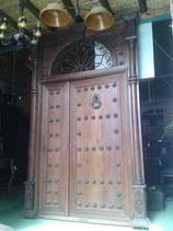 Portón de exterior