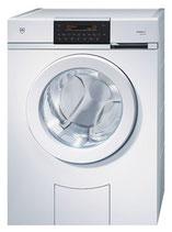 V-Zug Adora S WAASlc Waschmaschine Chrom links