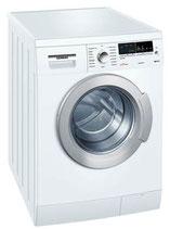 Siemens WM12E497CH Waschmaschine links