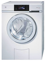 V-Zug Adora SLQ WP WAASLQWPrc Waschmaschine Chrom rechts