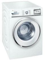 Siemens WM16Y892CH Waschmaschine links