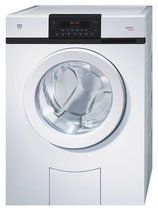 V-Zug Adora L WAALln Waschmaschine Nero links
