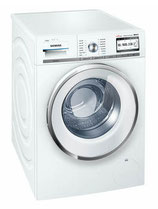Siemens WM6HY890CH Waschmaschine links