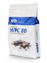 KFD Nutrition Premium WPC 80 700 g Molkeprotein