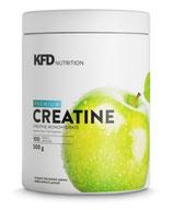 KFD Nutrition Creatine Monohydrate Cola/Kiwi/Himbeere-Heidelbeere Geschmack 500g
