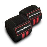 Kniebandagen Knee Wrap  für den Kraftsportler