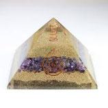 Orgon-Flow-Pyramide Amethyst