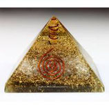 Orgon-Flow-Pyramide Bergkristall